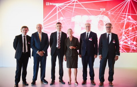 Brüggemann Celebrated Its 150th Anniversary Of The Founding [image]